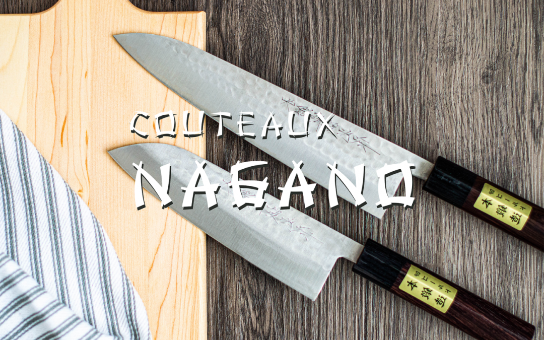 Couteaux Nagano