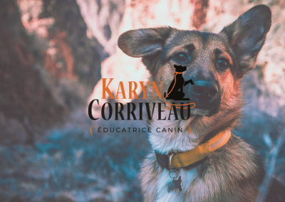 Karyn Corriveau – Éducatrice Canin