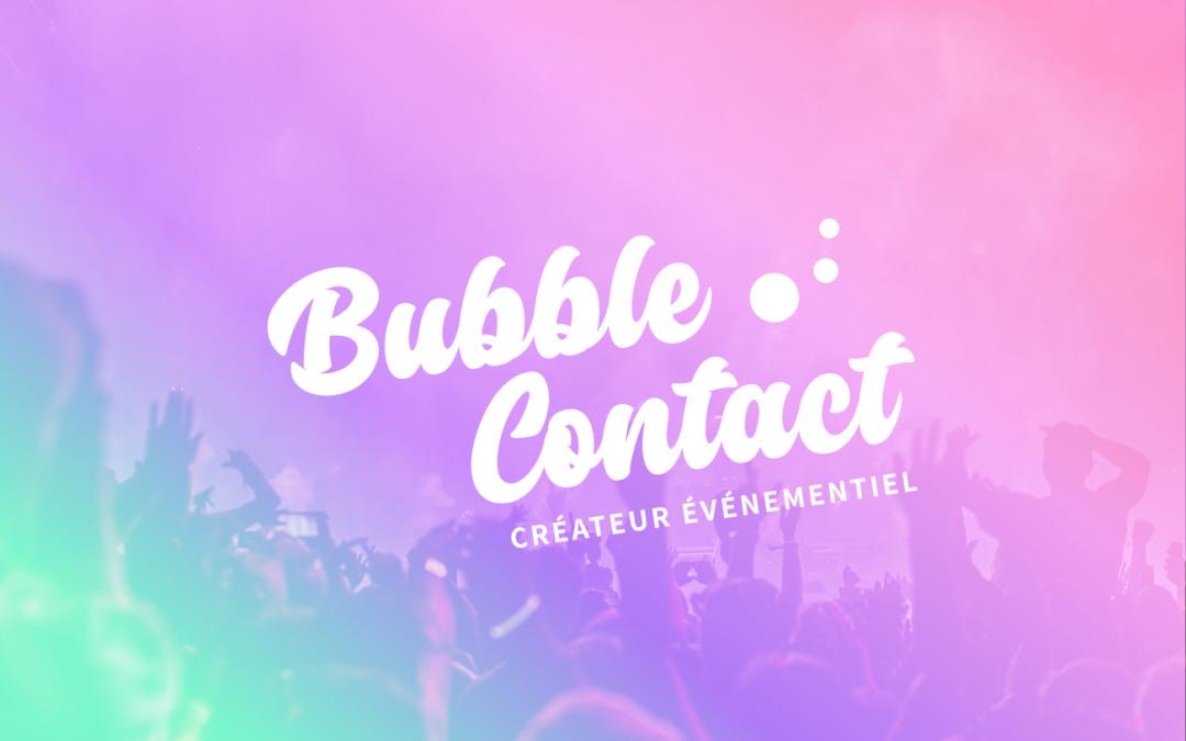 Bubble contact